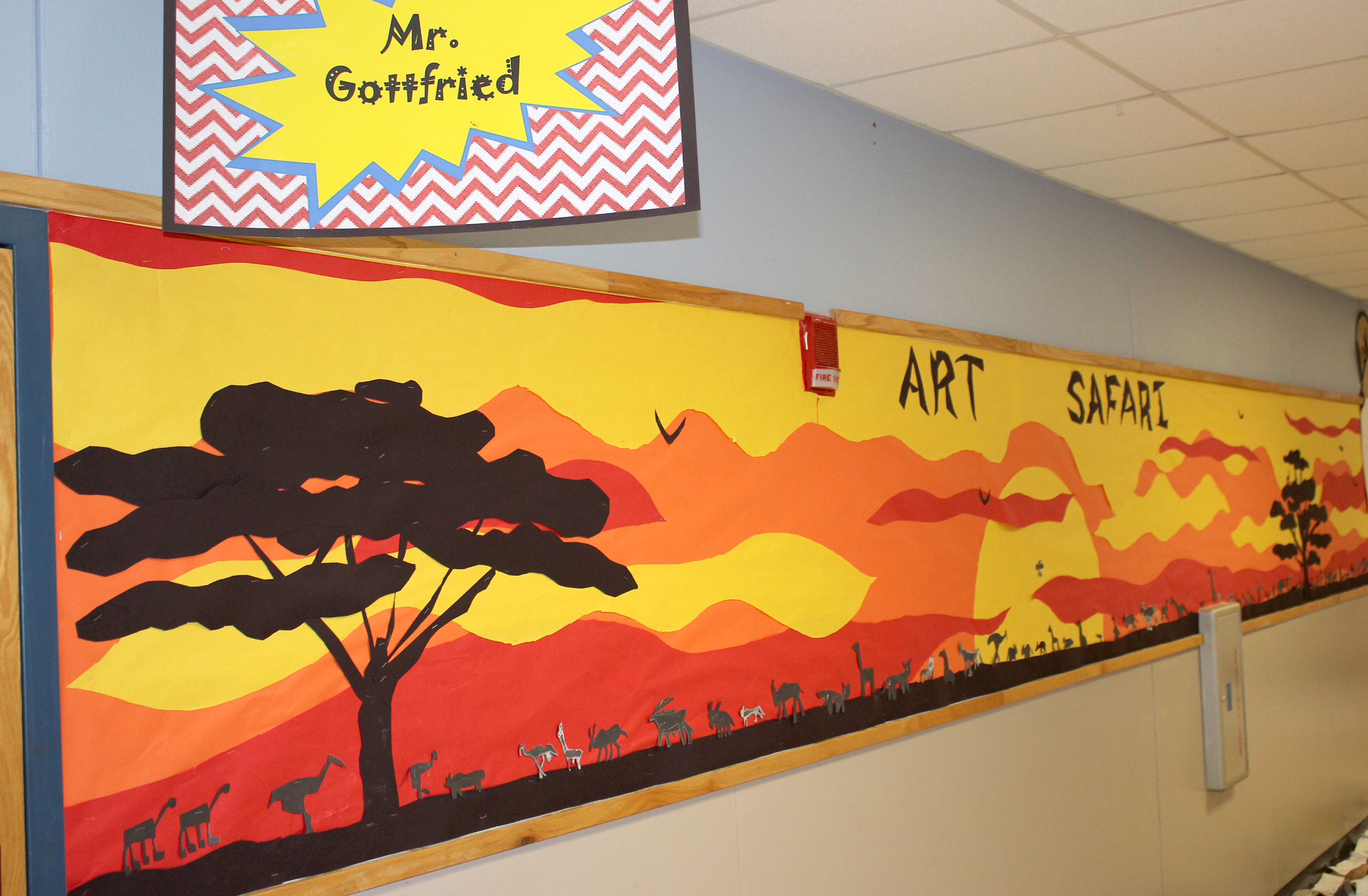 GRIS art students illustrate wonders of Fossil Rim – Fossil Rim ...