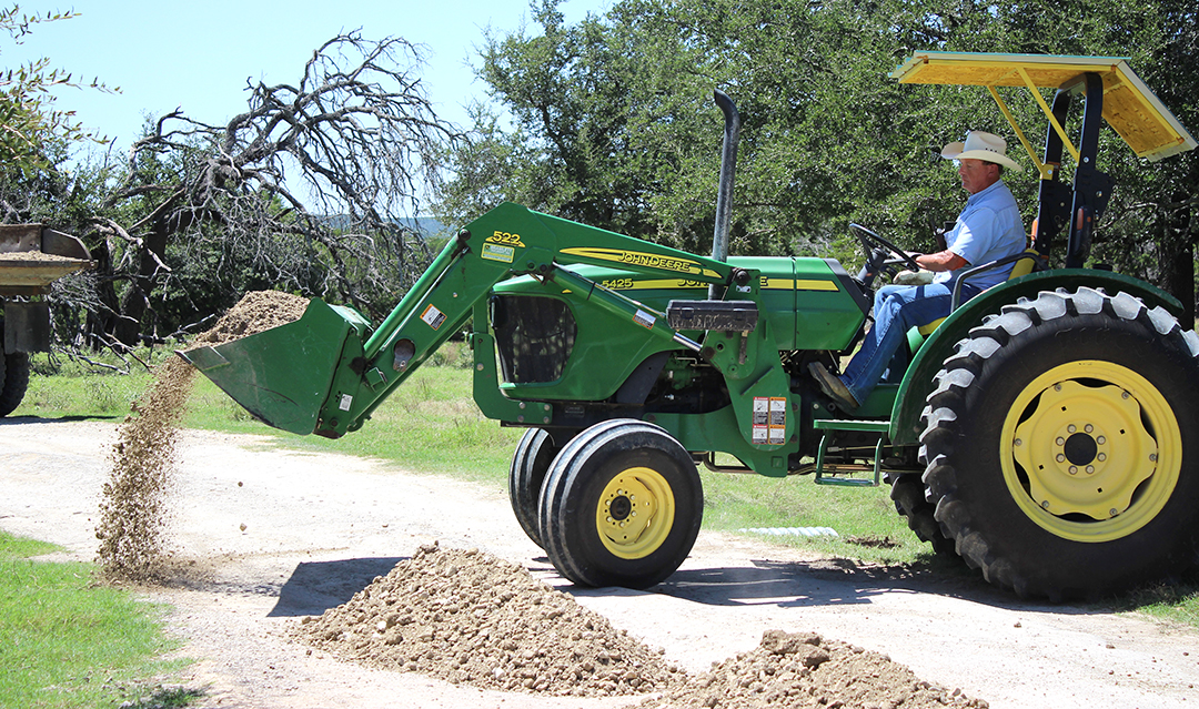 Chris tractor
